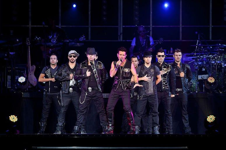 NKOTBSB 2011 Tour