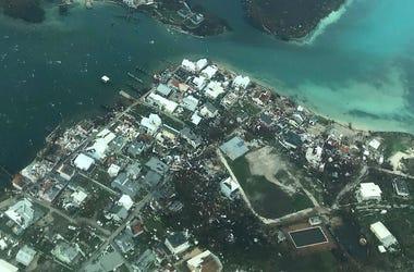 Hurricane Dorian The Bahamas