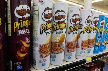 Kellogg's To Buy Pringles From Proctor And Gamble For 2.7 Billion