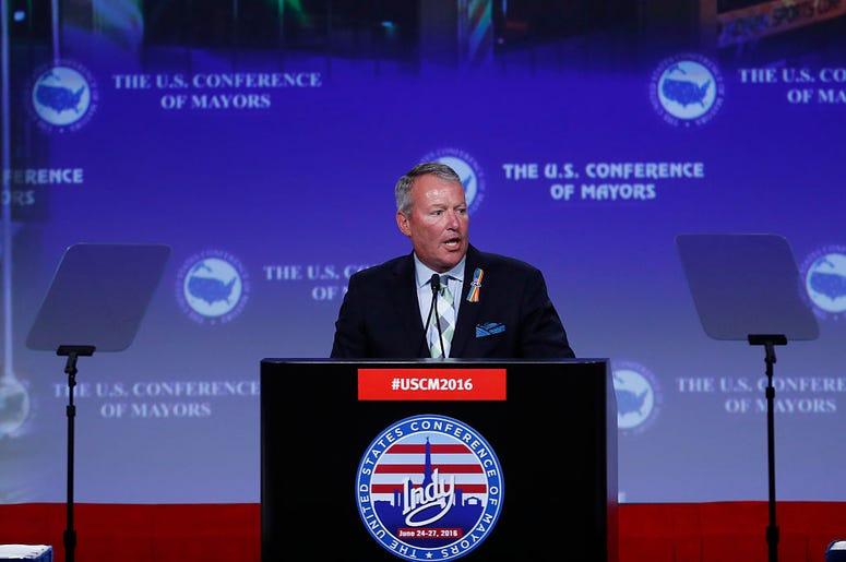 Mayor Dyer