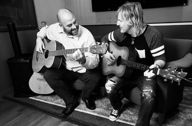 Jay Edwards and Jeff Coffey