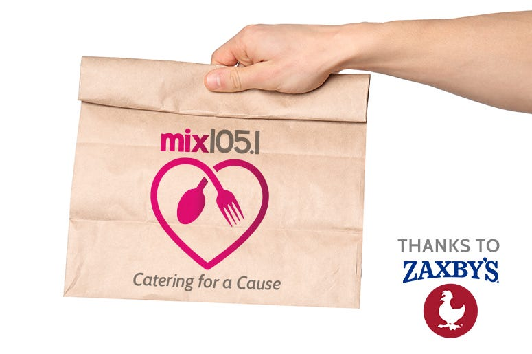 MIX 1051 Catering for a Cause