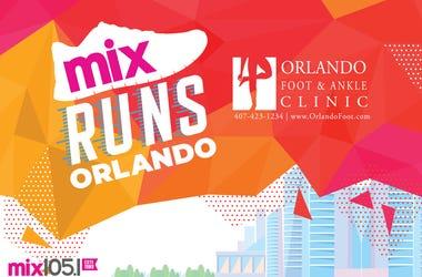 Mix Runs Orlando
