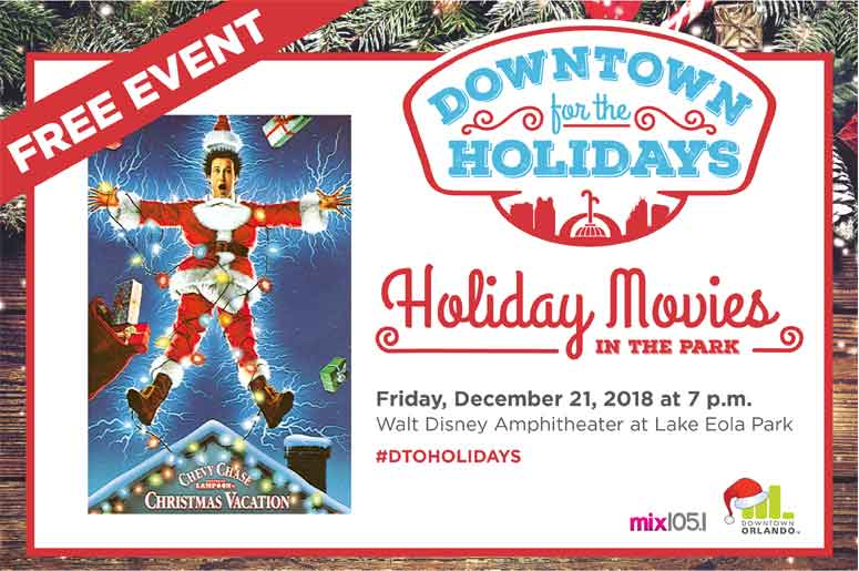 Holiday Movies In The Park National Lampoon S Christmas Vacation Womx