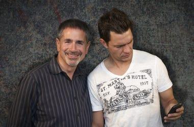 Scott McKenzie and Andy Grammer