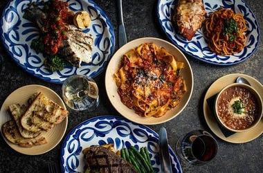 Cafe Tu Tu Tango / Mia's Italian Kitchen