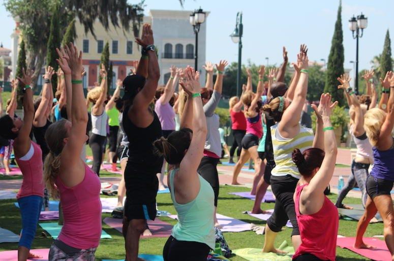 Its Just Yoga Fest