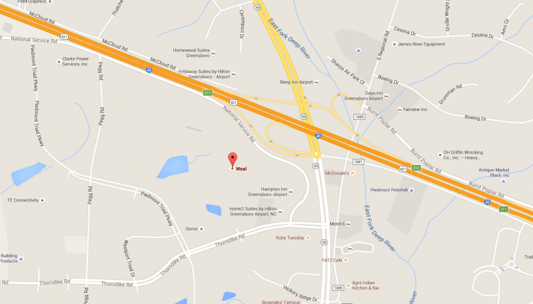 WPET Google Maps