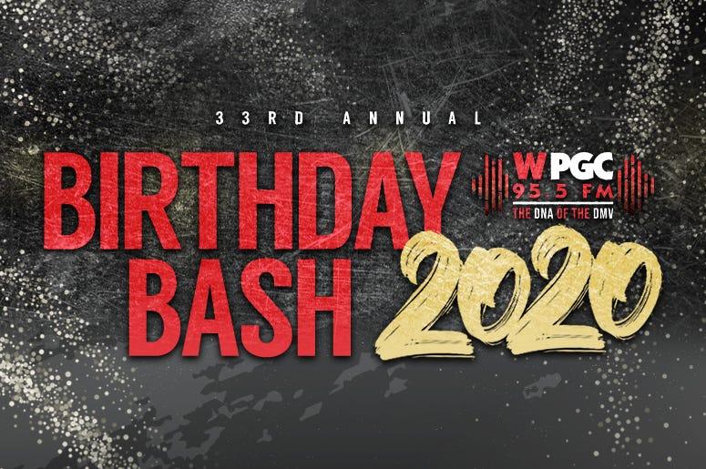 Birthday Bash 2020.