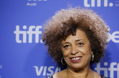 Angela Davis will be inducted into the National Women's Hall of Fame.