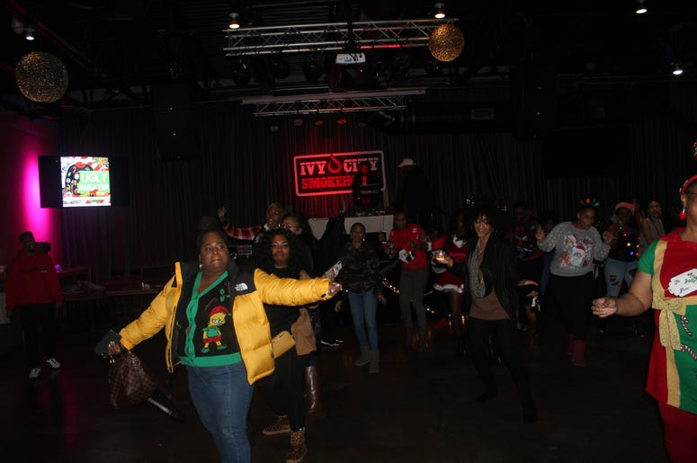 CoCo Louie's 2nd Annual Ugly Sweater Party
