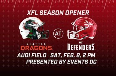 XFL DC Defenders