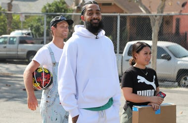 Netflix could pick up a Nipsey Hussle film.