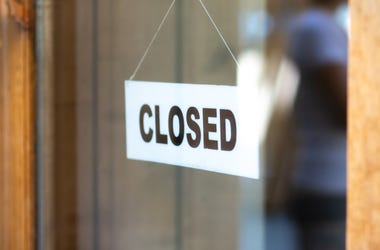 More and more businesses and organizations close due to coronavirus.