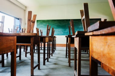 DCPS closes schools amid coronavirus pandemic.