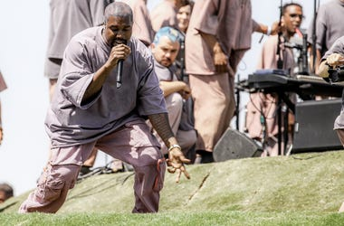 Kanye West sparks controversy with Sunday Service at Howard Homecoming