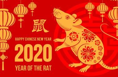 2020 Lunar Year Poster