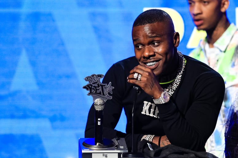 DaBaby speaks out concerning a recent altercation.