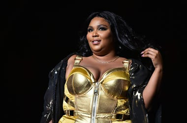 Postmates driver is suing Lizzo.