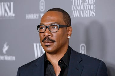 Eddie Murphy is honored with a Lifetime Achievement award.