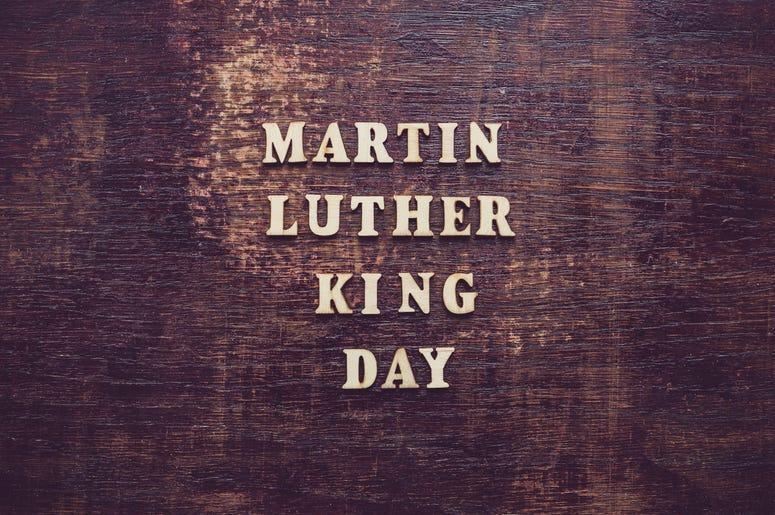 Martin Luther King Letters