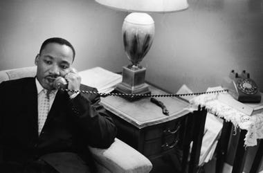 Celebrate MLK Day.