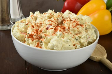 Not everyone can make potato salad.