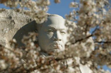 We celebrate MLK.