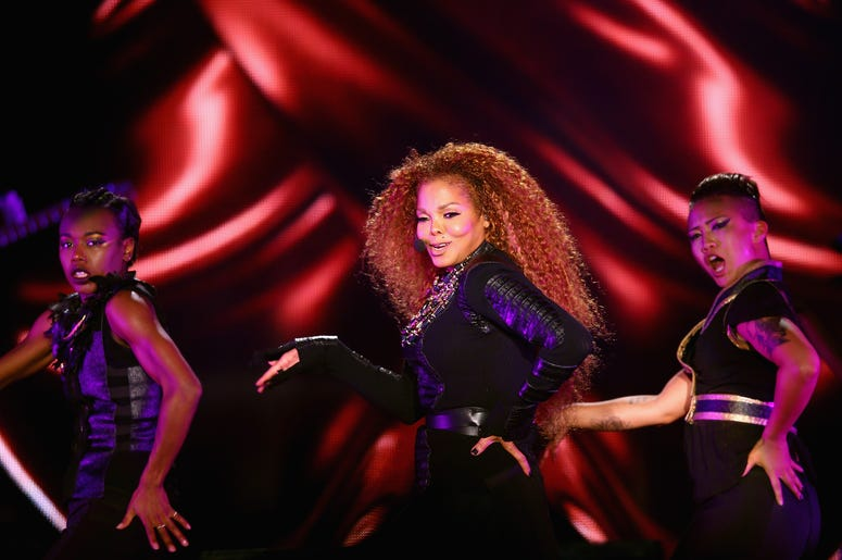 Janet Jackson is going on tour.