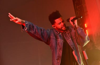 The Weeknd provided visuals for his upcoming album.