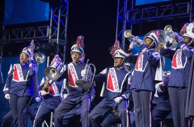 The band is featured in a Google commercial celebrating black history month.