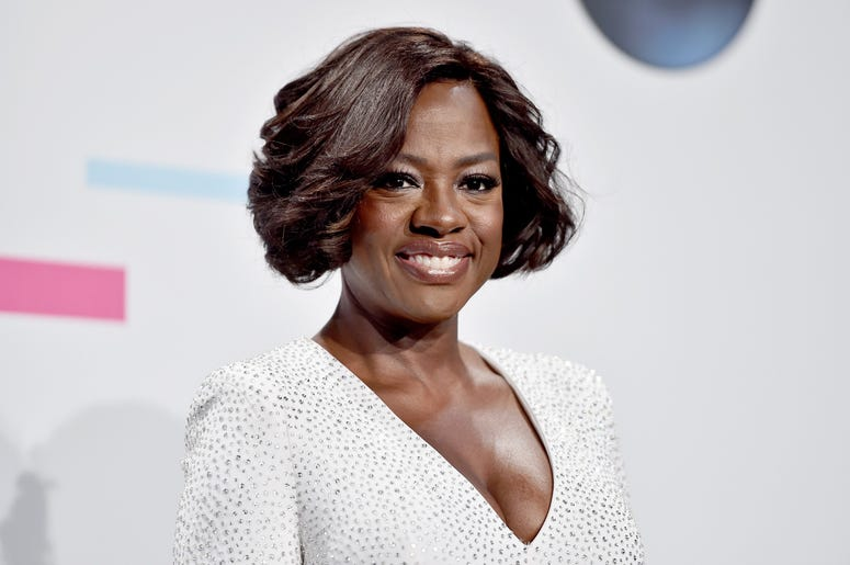 Viola Davis is the new face of L'Oreal.