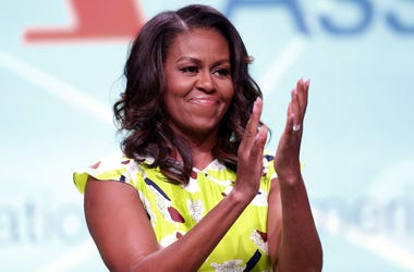 Michelle Obama is launching an IG TV series highlighting college students.