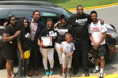 real good people awards wpgc BJ Paige
