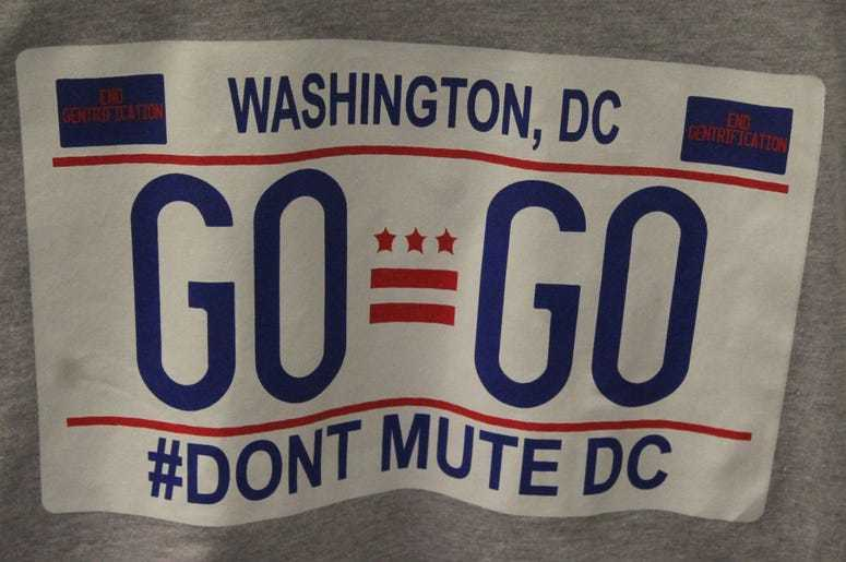 Don't Mute D.C.