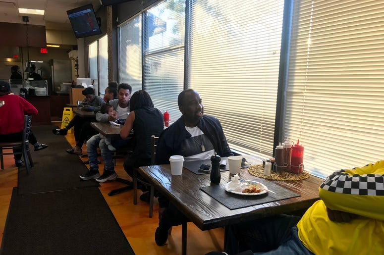 The Joe Clair Morning Show stopped by Kitchen Cray for Cleezy and coffee.