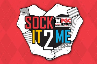 WPGC-FM is conducting a Sock Drive for homeless people in the D.C. area.