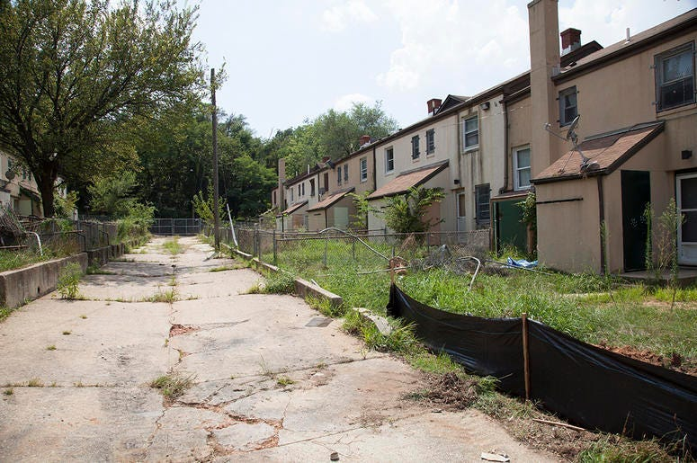 Anacostia's Barry Farm neighborhood is officially a historic landmark.