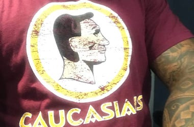 caucasians shirt