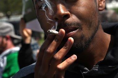 marijuana weed pot smoking