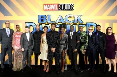 Marvel Black Panther Cast