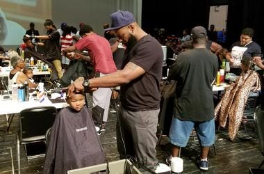 community cuts for kids 2017 thearc craig shields foundation