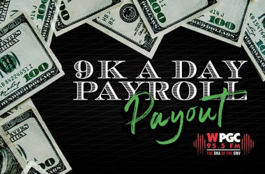 Cash Contest for WPGC-FM