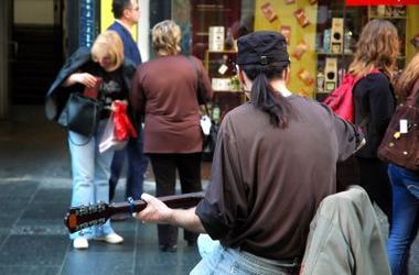 D.C. Street Music