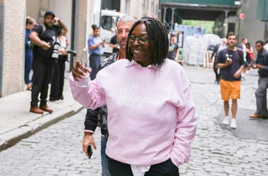 Whoopi Goldberg is launching her own size-inclusive fashion line.