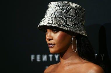 Rihanna launches a fashion house under LVMH.