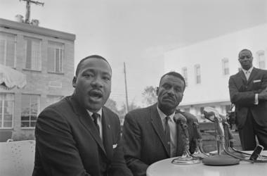 Martin Luther King Jr. Talking