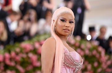 Nicki Minaj goes in on BET Awards.