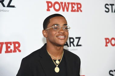 "Michael Rainey Jr. is facing death threats over claims his character on ""Power"" killed ghost."