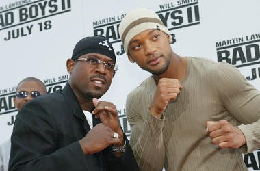 Bad Boys 4 is on the way.